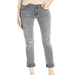 🆕 James jeans Slim fit boyfriend jeans gray